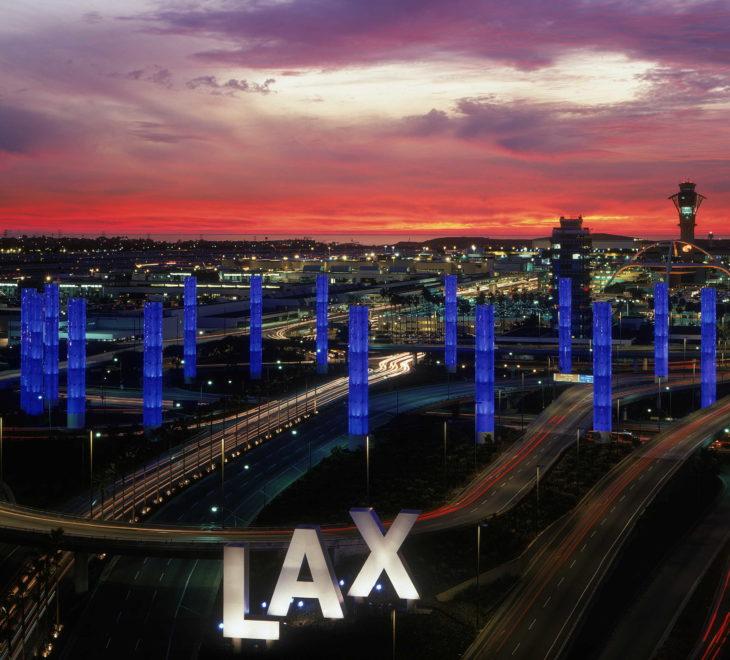 LAX Gateway d8ff