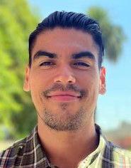 Eddie Romero MSW Intern